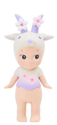 Sonny Angel Cherry Blossom Night Version 2021 Goat - Sonny Angel Cherry Blossom Night Version 2021 Goat