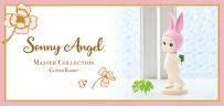 Sonny Angel Master Collection Clover Rabbit