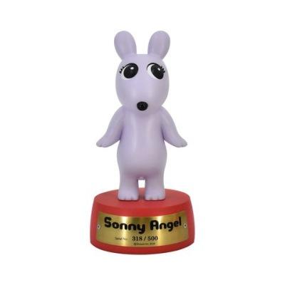 Sonny Angel Collector's Trophy Robbie Angel Violet - Sonny Angel Collector's Trophy Robbie Angel Violet