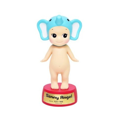 Sonny Angel Collector's Trophy Elephant Blue - Sonny Angel Collector's Trophy Elephant Blue
