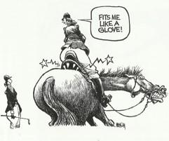 Det är viktigt att sadeln passar hästen lika bra som den passar ryttaren och vice versa