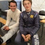 Pontus Fredricsson & Paul Blomqvist