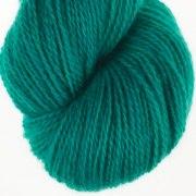 Turkosgrön nr 62 50% angora / 50% merino