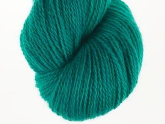 Turkosgrön nr 62 50% angora / 50% merino - 7g