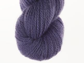 Mörk lavendel nr 49 50% angora / 50% merino - 7g