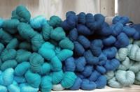 Yarn 50% angora