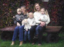 Familjen Silfverberg Utgaard