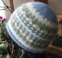 """""""Den Blå"""" hat. Photo S. Gustafsson"""