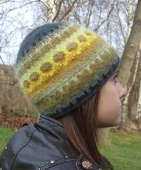 """Guld"" hat. Photo S. Gustafsson"