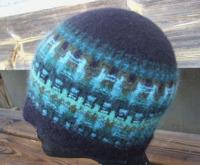 """""""Skogsmörkret"""" hat. Photo S. Gustafsson"""