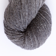 Natural Dark Gray Lambswool