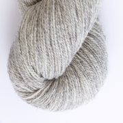 Naturally Light Gray Lambswool