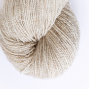 Natural Beige Lambswool