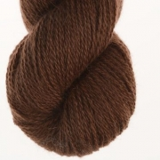 Mörkbrun nr 9 50% angora / 50% merino