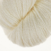 Natural white Lambswool