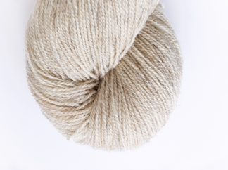 Natural Beige Lambswool - 100g