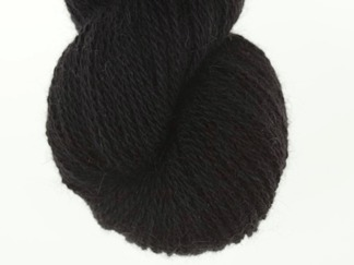 Black Lambswool - 100g
