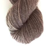 Lambswool mörkbrun NZ