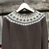 Allvaret pullover Bohus Stickning - Allvaret pullover kit english instruction