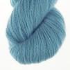 Ballongerna Blå pullover cardigan Bohus Stickning - 20g patterncolor 259 handdyed angora/merino