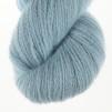 Blå Blomman pullover cardigan Bohus Stickning - 20g patterncolor 148 angora/merino