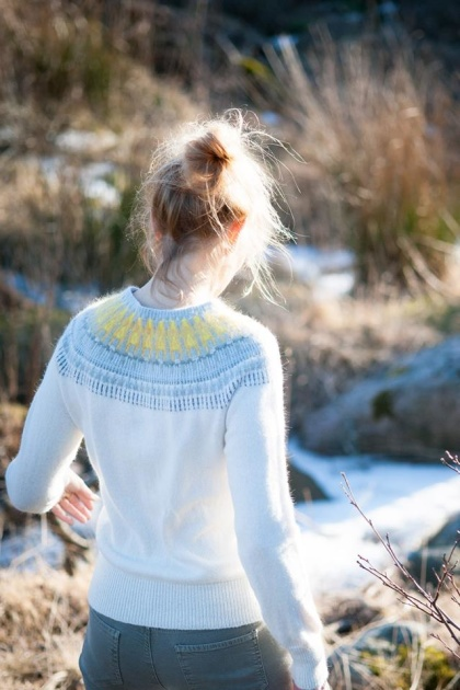 """""""Ringdansen"""" jumper. Foto Karin Björk"""