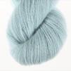 Blå Skimmer pullover cardigan Bohus Stickning - 20g patterncolor 52 - 106 handdyed angora/merino