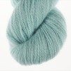 Den Blå pullover cardigan Bohus Stickning - 20g patterncolor 332 handdyed angora/merino