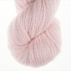 Grå Dimman Rosa pullover cardigan Bohus Stickning - Extra 100g bottenfärg / maincolor 278 angora/merino