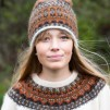 Lilla Humlan pullover Bohus Stickning - The Bumble Bee hat kit english instruction