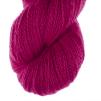 Gallret Rött pullover cardigan Bohus Stickning - 20g patterncolor 175 handdyed angora/merino
