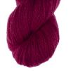 Gallret Rött pullover cardigan Bohus Stickning - 20g patterncolor 76 handdyed angora/merino