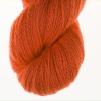 Gallret Rött pullover cardigan Bohus Stickning - 20g patterncolor 75 handdyed angora/merino
