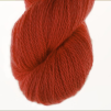 Gallret Rött pullover cardigan Bohus Stickning - 20g patterncolor 37 handdyed angora/merino