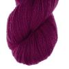 Gallret Rött pullover cardigan Bohus Stickning - 20g patterncolor 83 handdyed angora/merino