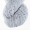 Blå Dimman pullover cardigan Bohus Stickning - 20g patterncolor 211 handdyed angora/merino