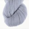Blå Dimman pullover cardigan Bohus Stickning - 20g patterncolor 210/211 handdyed angora/merino