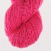 Nya Azalean Aubergine pullover cardigan Bohus Stickning - 20g patterncolor 327 handdyed angora/merino