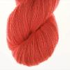 Nya Azalean Aubergine pullover cardigan Bohus Stickning - 20g patterncolor 248 handdyed angora/merino