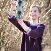 Svanen Lila pullover Bohus Stickning