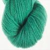 Svanen Grön pullover Bohus Stickning - Extra 100g bottenfärg / maincolor 254 angora/merino
