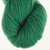 Svanen Grön pullover Bohus Stickning - 20g patterncolor 124 handdyed angora/merino