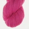 Svanen Röd pullover Bohus Stickning - 20g patterncolor 247 handdyed angora/merino