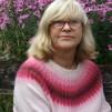 Sagopalmen pullover cardigan Bohus Stickning - The Sagopalm pullover/cardigan kit english instruction