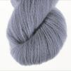 Grå Dimman pullover cardigan Bohus Stickning - 20g patterncolor 210 handdyed angora/merino