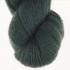 Gröna Dimman pullover cardigan Bohus Stickning - Extra 100g bottenfärg / maincolor 258 angora/merino