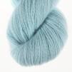 Gotiska Fönstret Blå pullover cardigan Bohus Stickning - 20g patterncolor 311 handdyed angora/merino