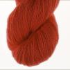 Gallret Rött På Ljus Botten pullover cardigan Bohus Stickning - 20g patterncolor 37 handdyed angora/merino