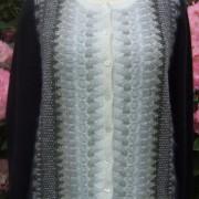 Stora Spetskragen jacket Bohus Stickning
