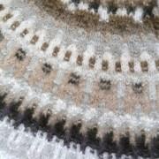 Vinterdis pullover cardigan Bohus Stickning